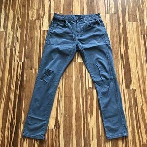Zara Traveler Pants Slim 32x32